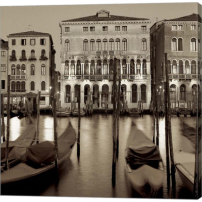 Metaverse Art Venezia I Gallery Wrapped Canvas Wall Art
