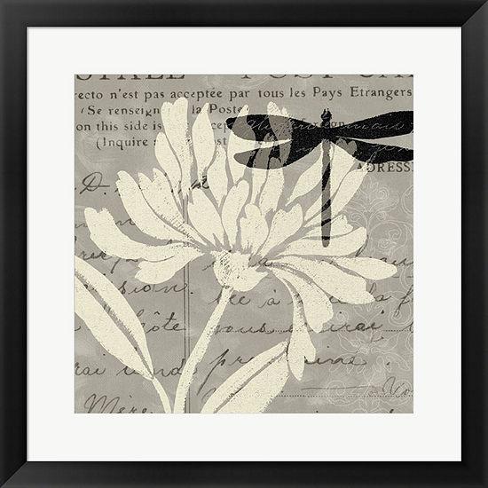Metaverse Art Natural Prints II Framed Print WallArt