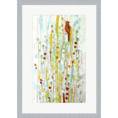 Pause 2 Framed Print Wall Art