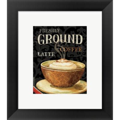 Metaverse Art Today's Coffee II Framed Print WallArt