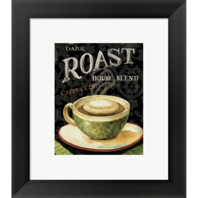 Metaverse Art Today's Coffee III Framed Print WallArt