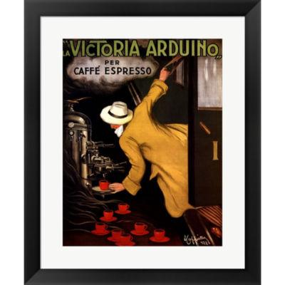 Metaverse Art Victoria Arduino 1922 Framed Print Wall Art