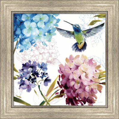 Metaverse Art Spring Nectar Square III Framed Print Wall Art