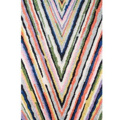 Novogratz By Momeni Notch Rectangular Indoor Rugs