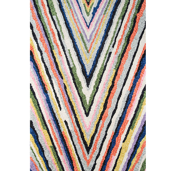 Novogratz By Momeni Notch Rectangular Indoor Rugs