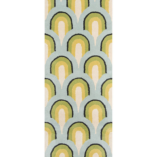 Novogratz By Momeni Sunshine Hand Tufted Rectangular Indoor Rugs