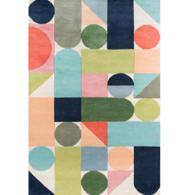 Novogratz By Momeni Wright Hand Tufted Rectangular Rugs