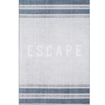 Novogratz By Momeni Escape Rectangular Indoor Accent Rug