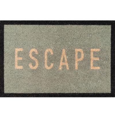 Novogratz By Momeni Escape Hand Tufted Rectangular Doormat