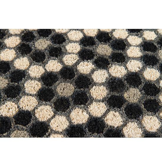 Novogratz By Momeni Aloha Hand Tufted Rectangular Outdoor Doormat