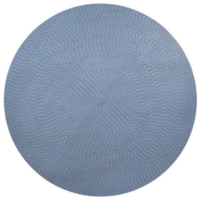 Better Trends Sunsplash Braided Round Reversible Indoor/Outdoor Rugs