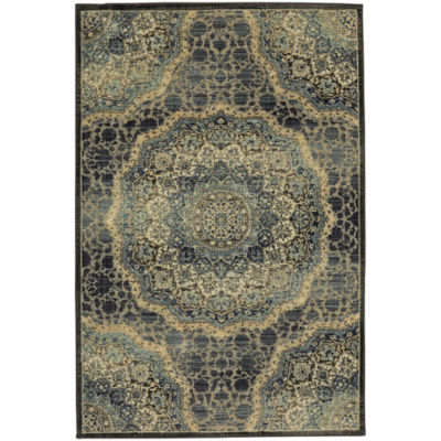 Mohawk Home Studio Esben Printed Rectangular Indoor Area Rug
