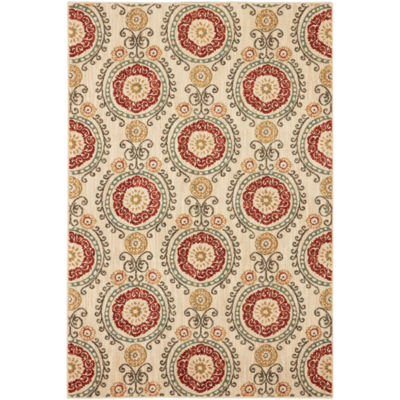 Mohawk Home Studio Marias Printed Rectangular Rugs