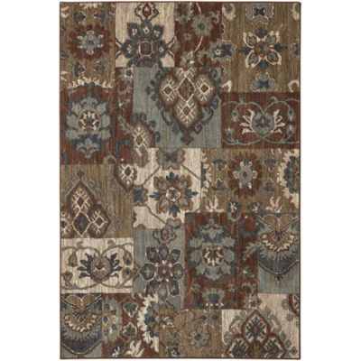 Mohawk Home Studio Nuka Printed Rectangular Rugs