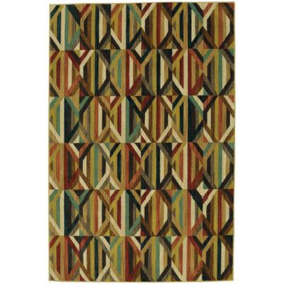 Mohawk Home Studio Quilted Printed Rectangular Rugs