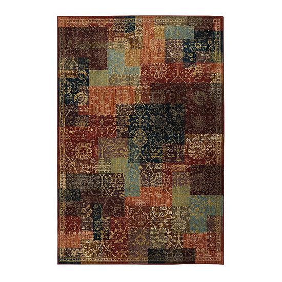 Mohawk Home Studio Sinja Printed Rectangular Indoor Rugs