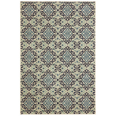 Mohawk Home Studio Tamor Printed Rectangular Indoor Area Rug