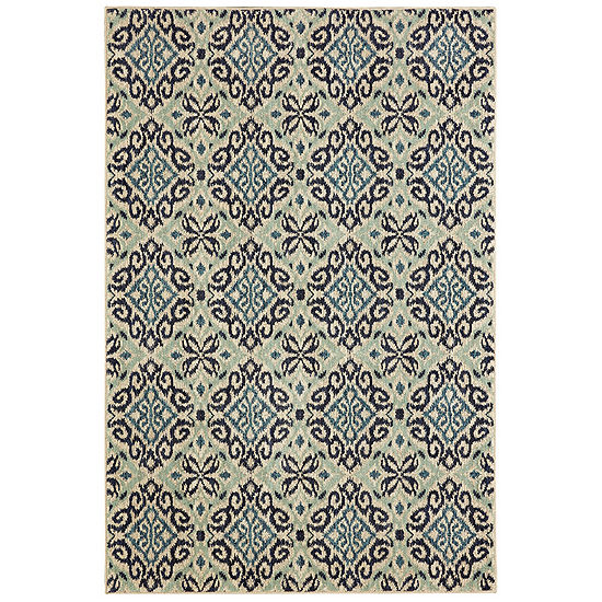 Mohawk Home Studio Tamor Printed Rectangular Indoor Rugs