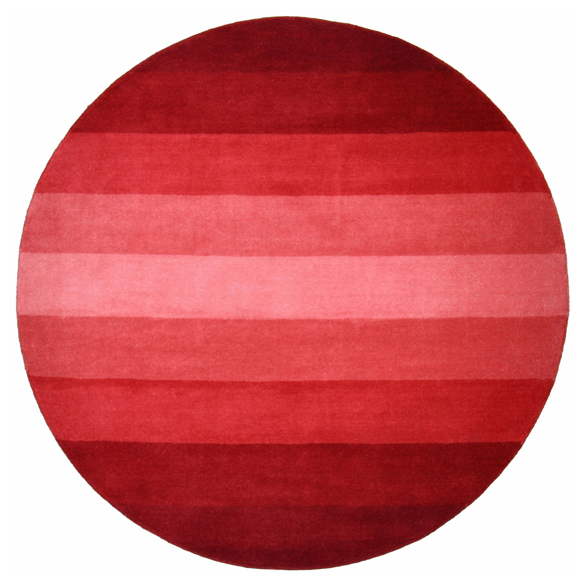 St. Croix Trading Aspect Striped Round Rugs