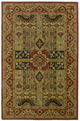 St. Croix Trading Traditions Ashton Round Rugs