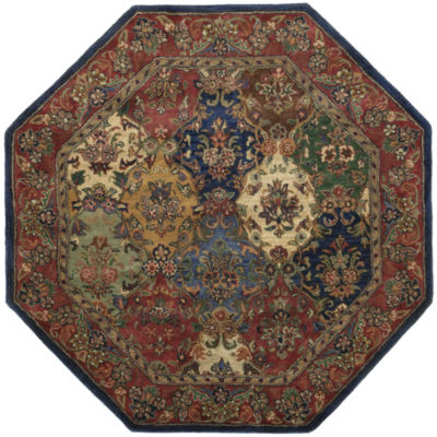 St. Croix Trading Traditions Baktarri Octagon Rugs