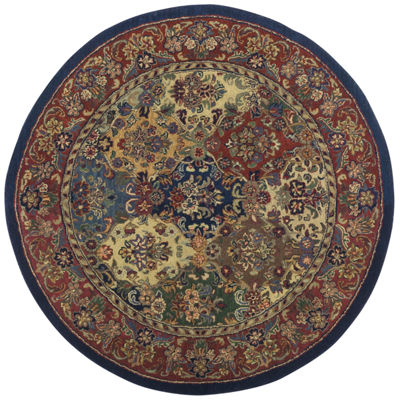 St. Croix Trading Traditions Baktarri Round Rugs