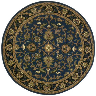 St. Croix Trading Traditions Mahal Round Rugs