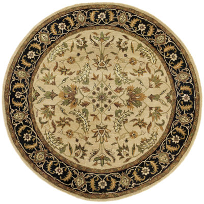 St. Croix Trading Traditions Patina Round Rugs