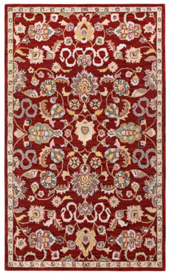ST. CROIX TRADING Traditions Salvador Rug