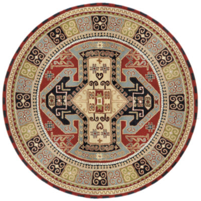 St. Croix Trading Traditions Sparta Round Rugs