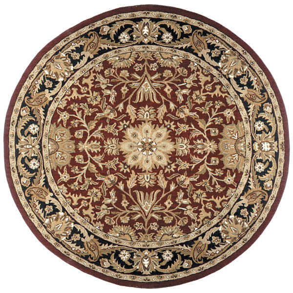 St. Croix Trading Traditions Regal Round Rugs