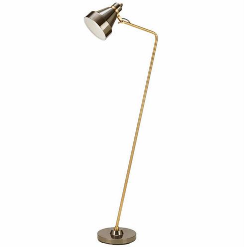 INK + IVY Wiley Floor Lamp