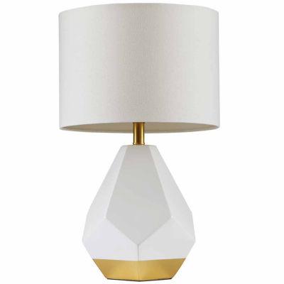 Intelligent Design Facet Table Lamp
