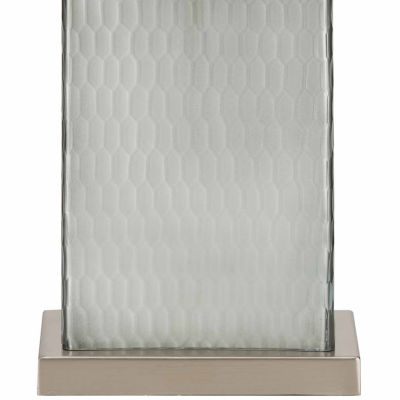 Madison Park Signature Honeycomb Table Lamp