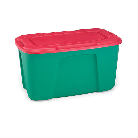 49 Gallon Holiday Tree Storage Tote