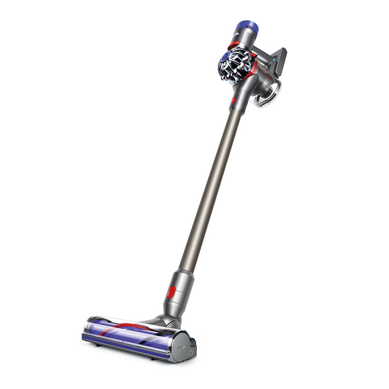 Dyson V8 Animal Cord-Free Vacuum, Nickel And Steel, One Size