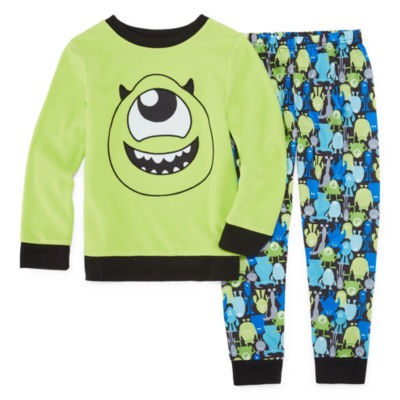 Disney 2-pc. Monsters University Pajama Set Boys