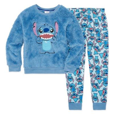 Disney 2-pc. Lilo & Stitch Pajama Set Girls
