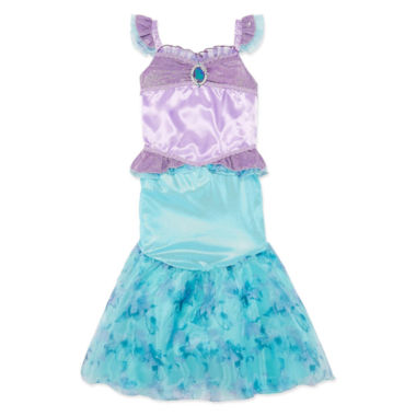Disney Disney Princess Dress Up Costume-Big Kid Girls