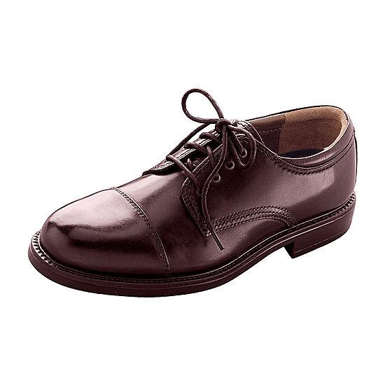 cc6466923a9 Dockers Gordon Mens Cap Toe Oxford Shoes JCPenney