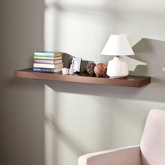 """JCPenney Home™ Idlewild 48"""" Floating Shelf"""