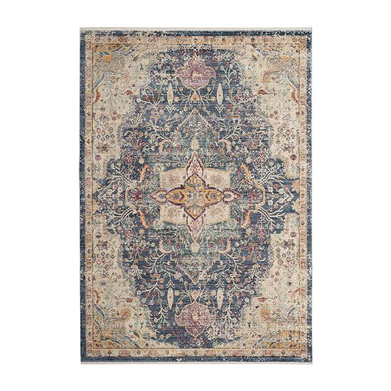 Safavieh Illusion Collection Hermite Oriental AreaRug