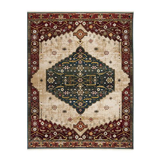 Safavieh Kashan Collection Eldon Oriental Area Rug
