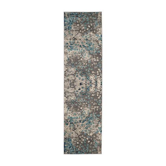 Safavieh Monaco Collection Doreen Abstract Runner Rug