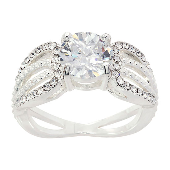 Sparkle Allure White Cubic Zirconia