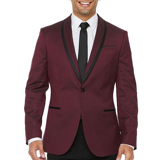 JF J.Ferrar - Big and Tall Evening Edition Mens Sport Coat