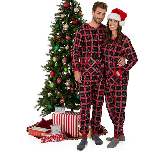 Wembley Snowman Patchwork Family Pajamas
