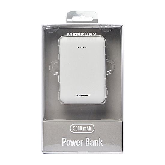Merkury Innovations 5000 mAh Power Bank