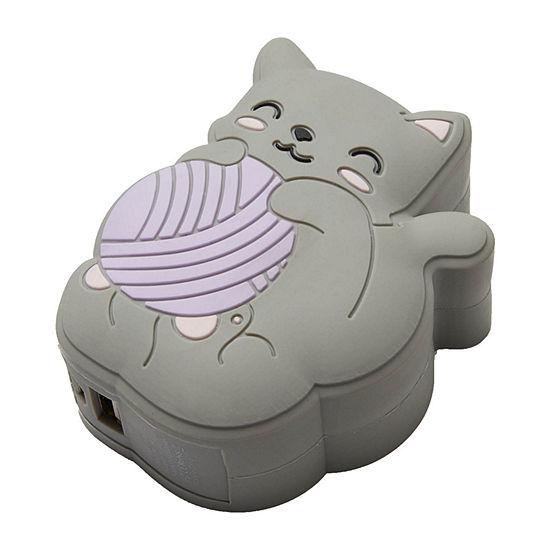 Merkury Innovations 2200 mAh Power Bank - Kitty