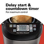 Hamilton Beach® Artisan Dough & Bread Maker